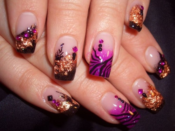 Different Art Designs : Nail art different designs ii megapics