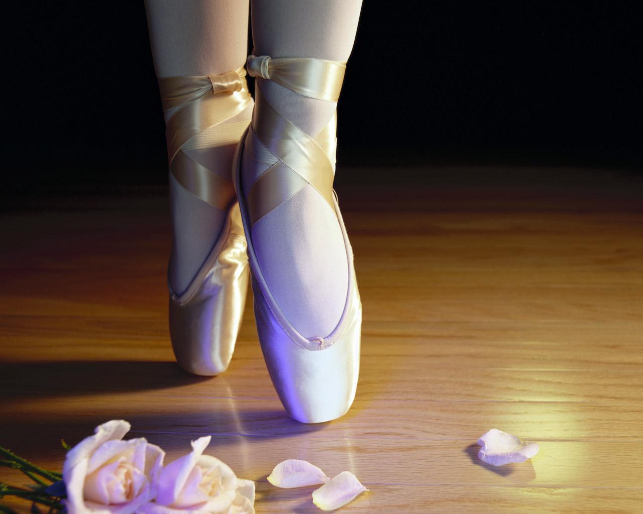 perfume ballet shoes