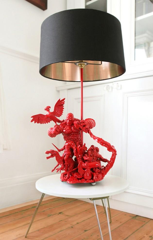 Evil Robot Designs Lamps 3 Megapics
