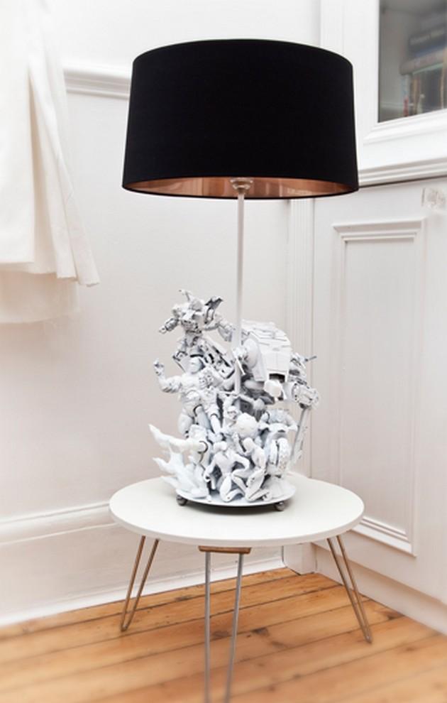 lamps evil robot designs megapics