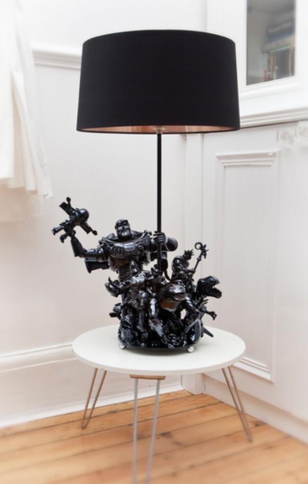 Evil Robot Designs Lamps 5 Megapics