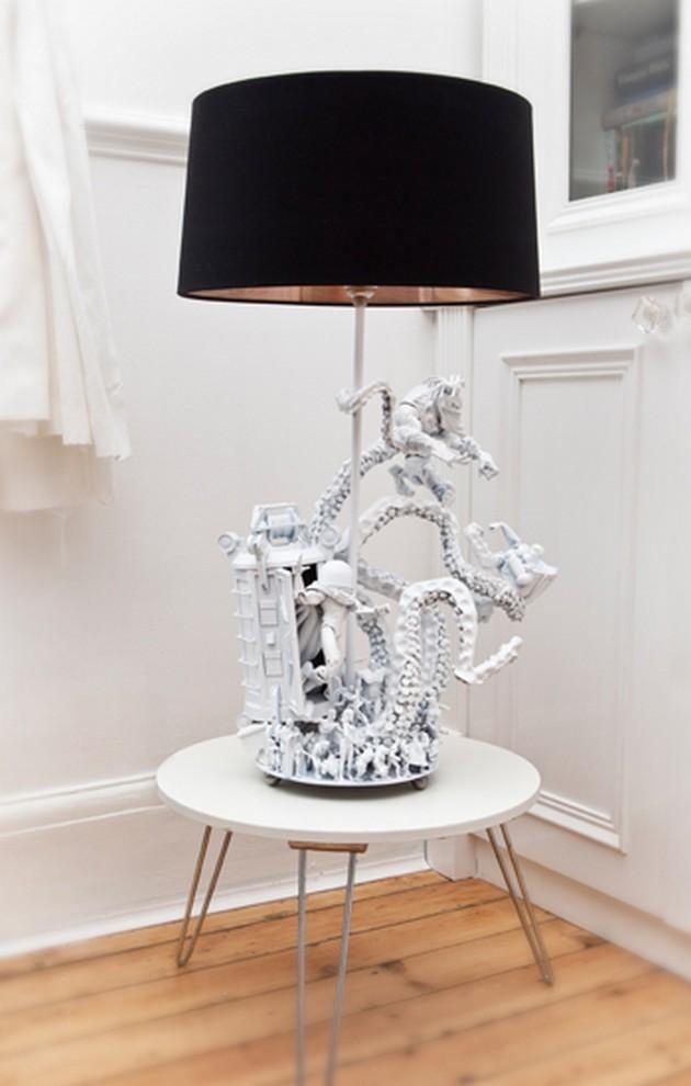 Evil Robot Designs Lamps 7 Megapics