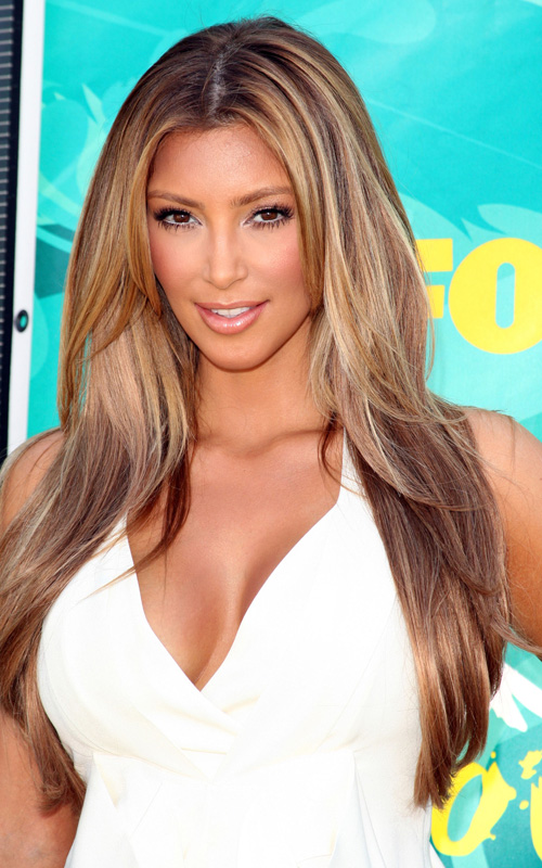 Brown & Blonde Hair Highlights