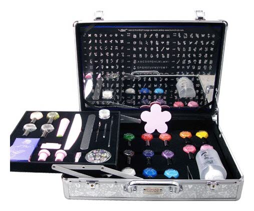 Nail Art Kit Is Used To Create Artistic Designs On Your Nails 2 Kits Professional