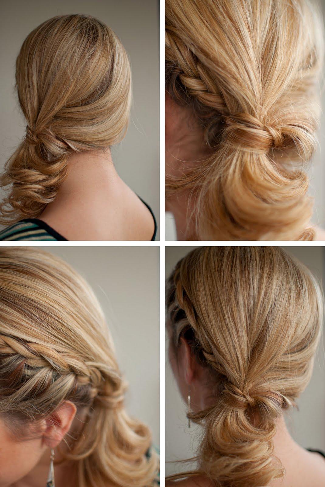 Popular Ponytail Hair Styles | MegaPics