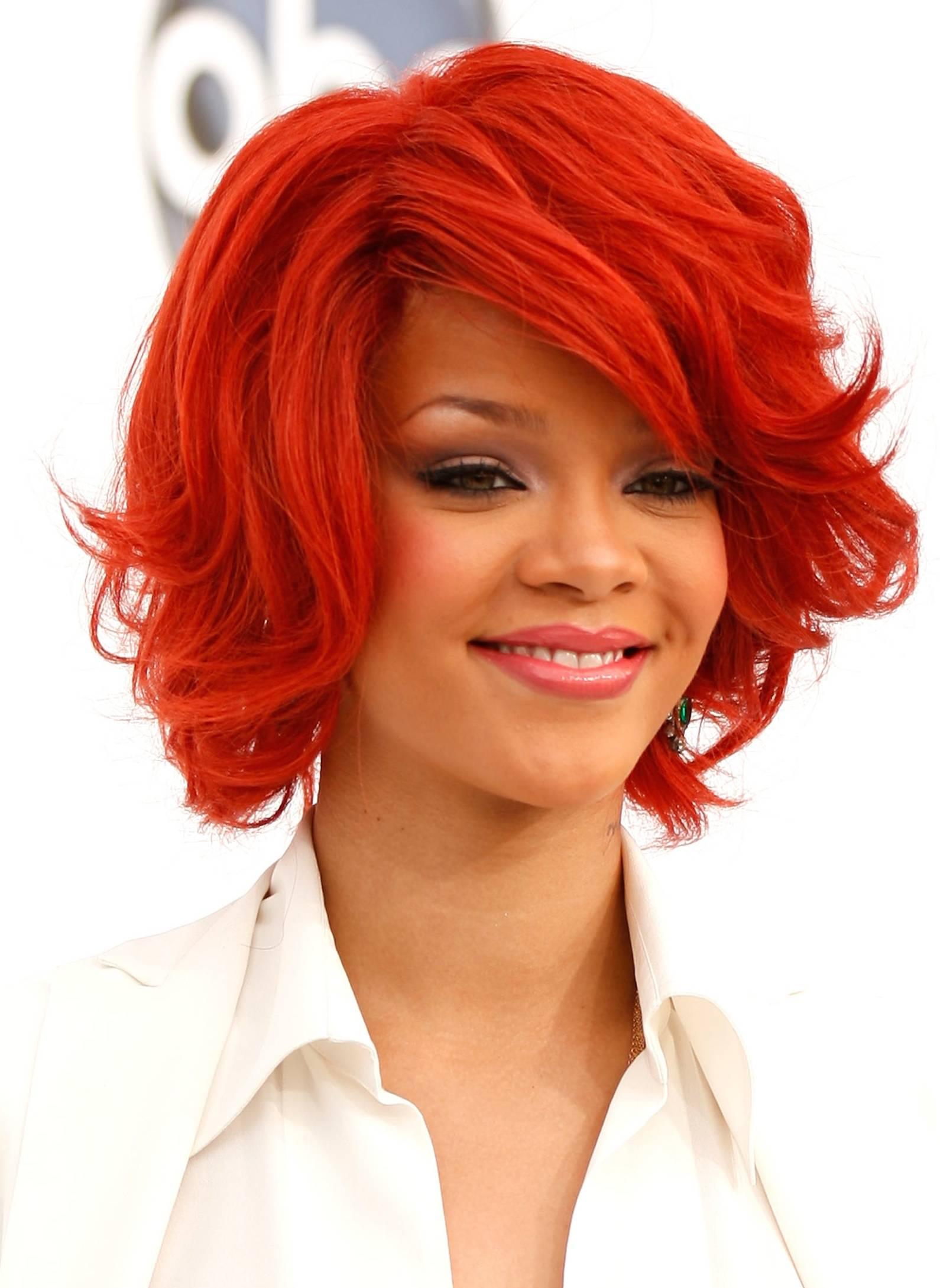 real árabe cabello rojo