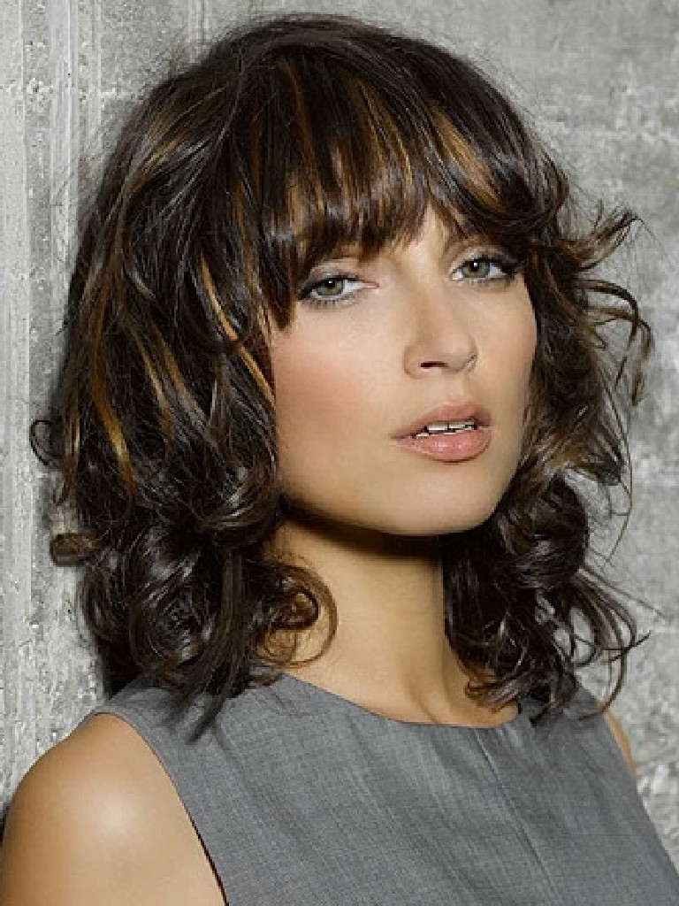 Medium Length Hairstyles Megapics