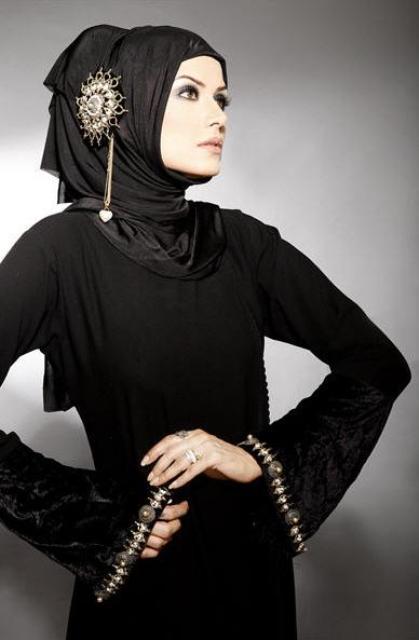 abaya-and-hijab-collection-graceful-summer-abaya-in-modern-style-2012