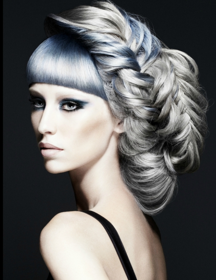 Bright Hair Colors For 2012