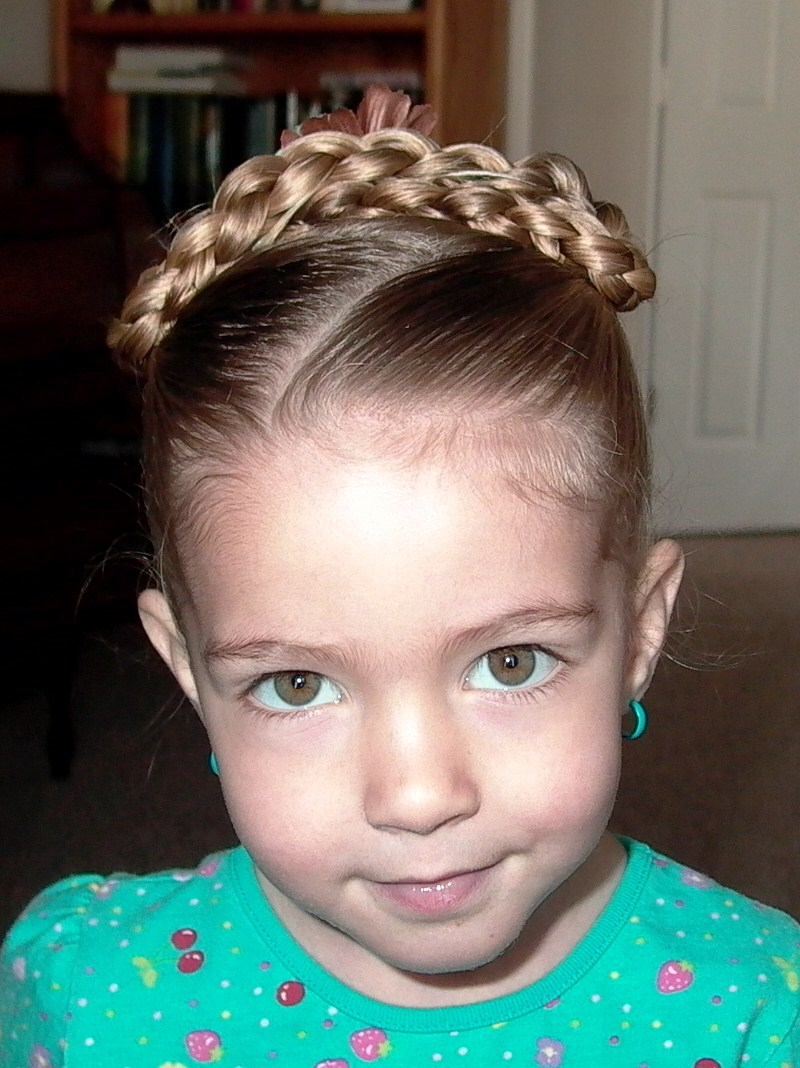 Small Girls Hair Style | MegaPics